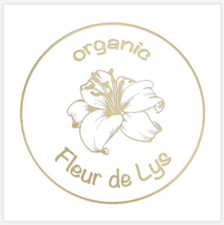 Organic Fleur de Lys