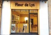 Organic Flor de Lys