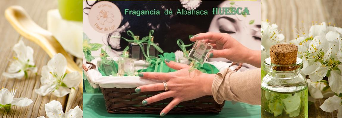 """""""FRAGANCIA  DE ALBAHACA"""""""